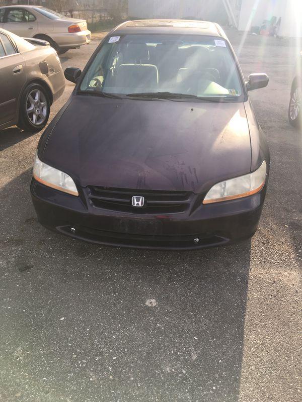 1998 Honda Accord for Sale in Norfolk, VA - OfferUp