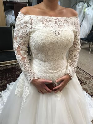 Alteraciones para vestidos de novia for Sale in Alexandria, VA