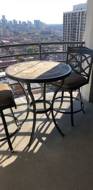New And Used Patio Furniture For Sale In Chicago Il Offerup