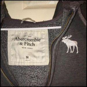 ORIGINAL Abercrombie M (MEDIUM) DARK GREY Hooded Hoodie for Sale in Sterling, VA