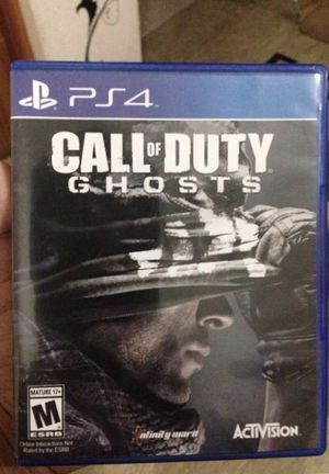 CALL OF DUTY GHOSTS [ PS4 ] for Sale in Oviedo, FL