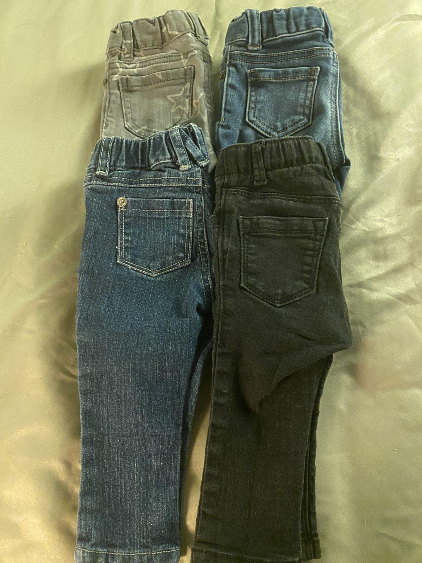 Baby skinny jeans