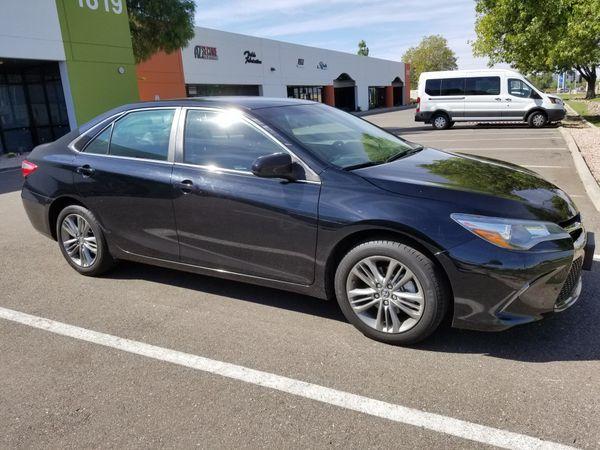Toyota Camry 2015 Se For Sale In Phoenix Az Offerup