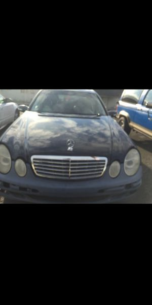 2004 Mercedes Benz E320 Parts / Parting Out for Sale in Seattle, WA