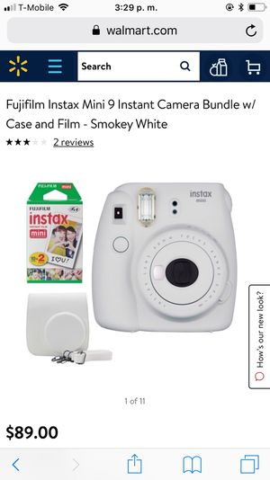 instax mini 9 New never use for Sale in Kissimmee, FL
