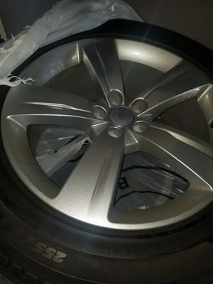 4 Landover wheels and tires for Sale in Atlanta, GA