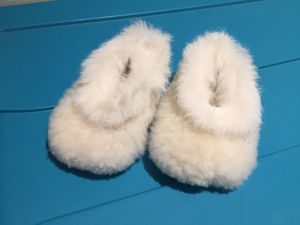 Fuzzy toddler slippers for Sale in Germantown, MD