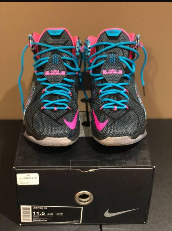 "2fcc5788b1be Nike LeBron 12 ""23 Chromosomes"" for Sale in Hemet"