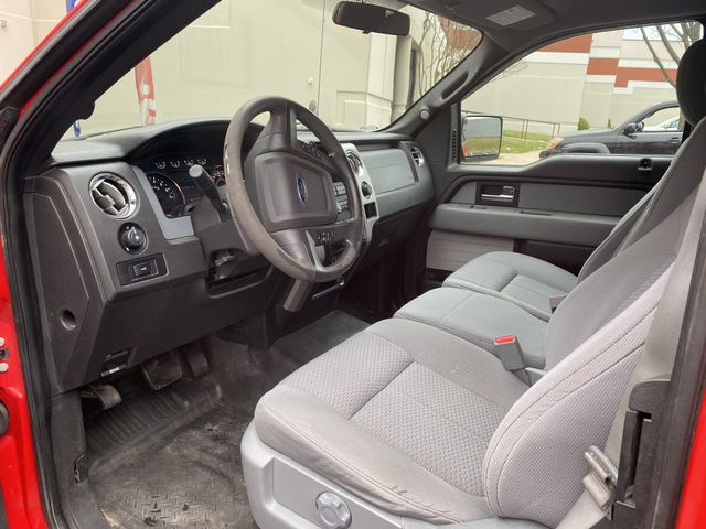 2014 Ford F150 Super Cab