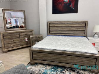 """+""""+ $599 Bedroom Set 4PC * Financing Available Thumbnail"""