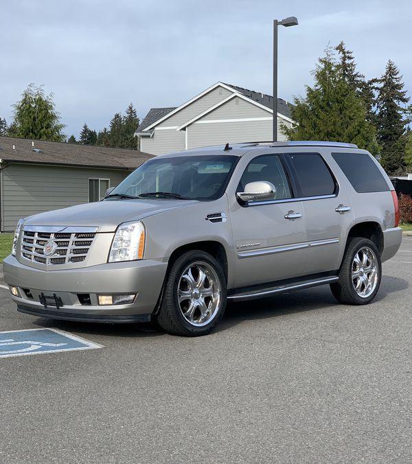 2009 Cadillac Escalade For Sale In Tacoma, WA