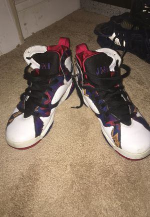 Jordan retro 7 sweater size 7 for Sale in Germantown, MD