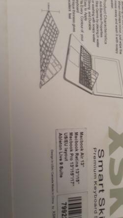 "MacBook Air 13"" Smart Skin key covers Thumbnail"