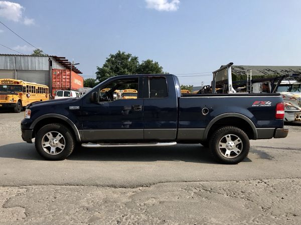 2004 Ford F150 Fx4 4x4 Super Cab F 150 F 150 Pick Up Truck For Sale