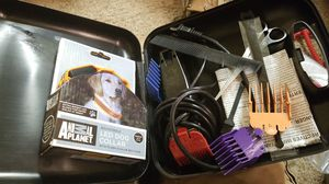dog clippers and collar for Sale in Alafaya, FL