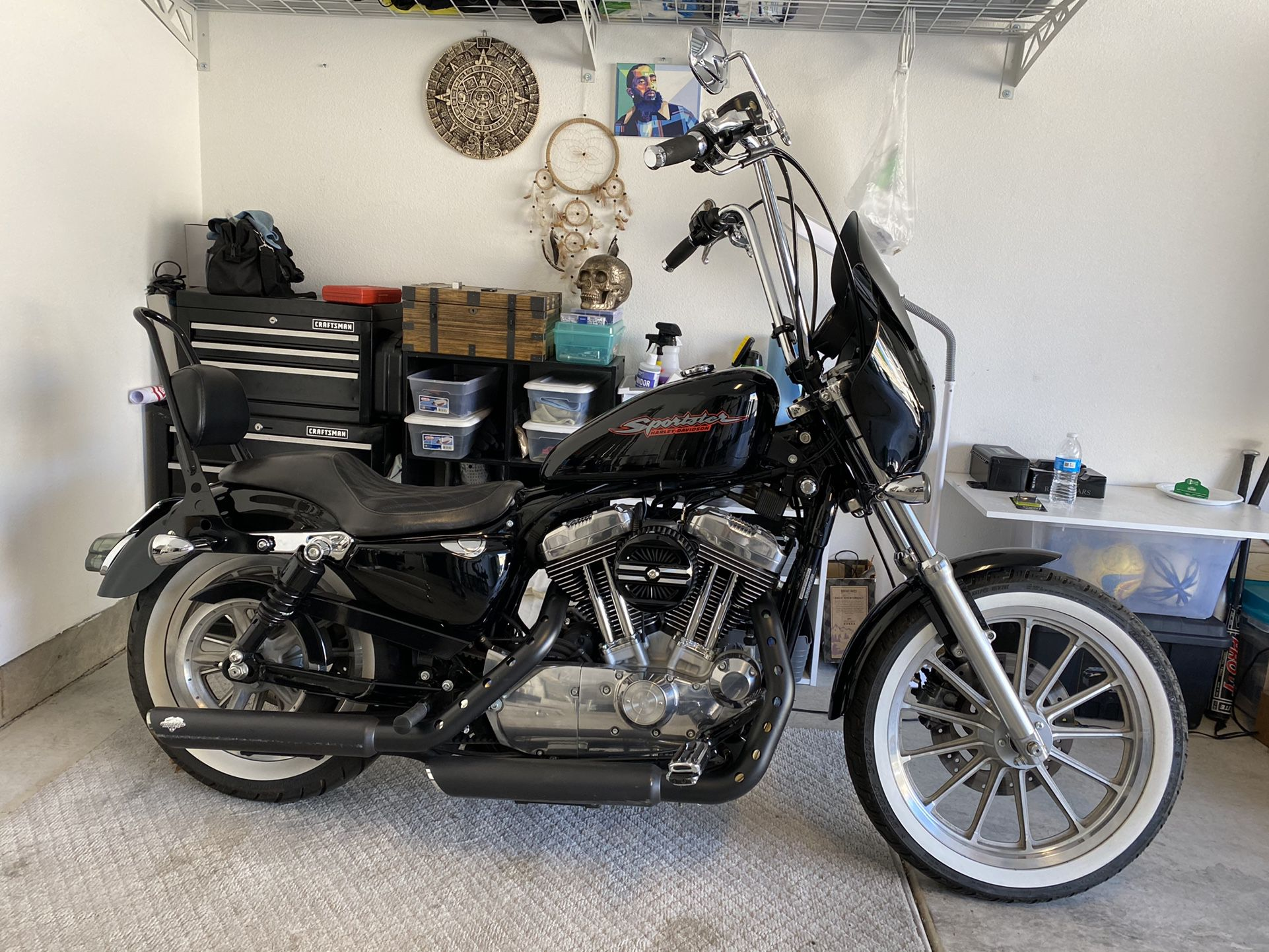 Photo 2006 Harley Davidson Sportster