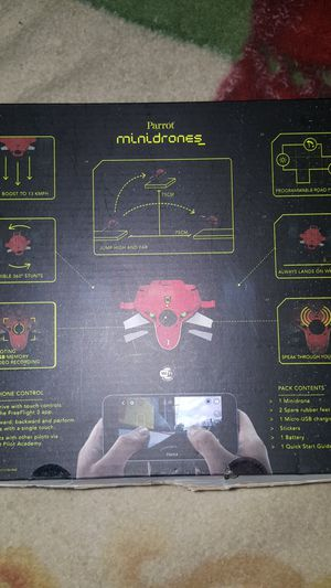 Parrot mini drones for Sale in Los Angeles, CA