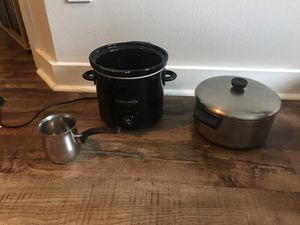 Misc. Pots & pans for Sale in Orlando, FL