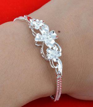 Photo Fashion 925 Sterling Silver Link Chain Bracelet
