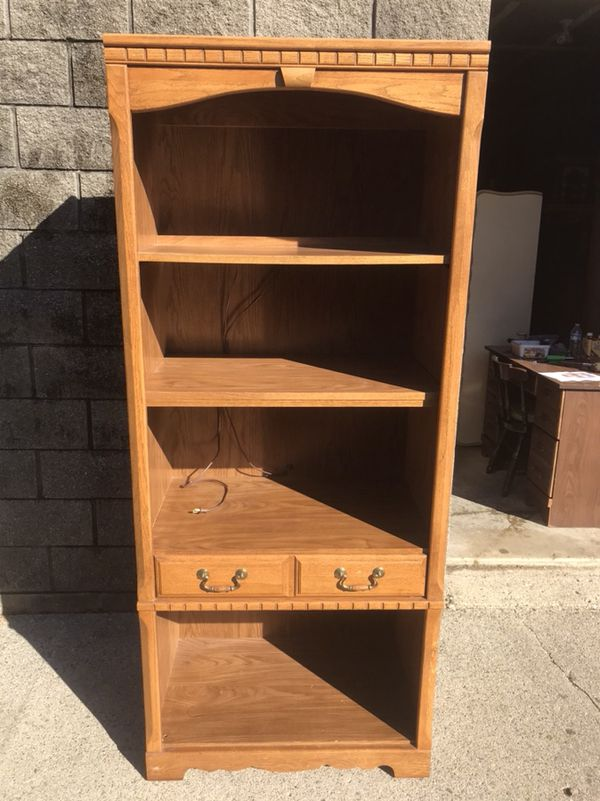 Broyhill Bookshelf Cabinet For Sale In Charter Township Of Clinton