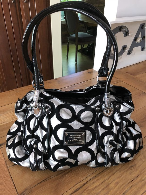 RARE Dolce   Gabbana satchel purse excellent used condition (Jewelry    Accessories) in Palatine 6f5d0ad7752a8