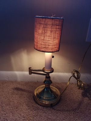 Small Cly Adjule Table Lamp Shade Working For In Durham