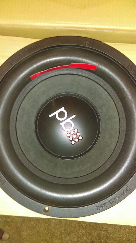 Powerbass Subwoofer for Sale in Decatur, GA - OfferUp