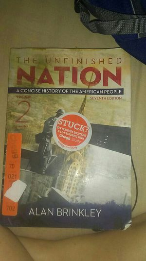 College History 2 book for Sale in McAllen, TX