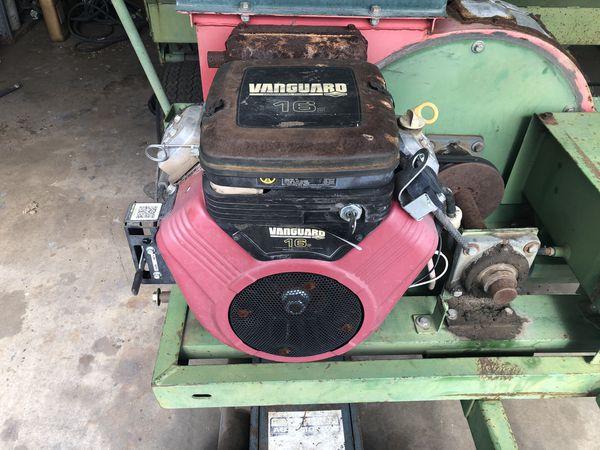 16hp Briggs & Stratton vanguard v twin engine for Sale in Mesa Grande, AZ -  OfferUp