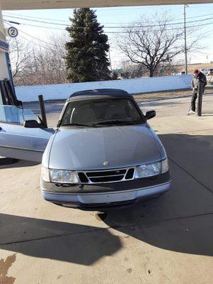 Photo 1996 Saab 900 convertible