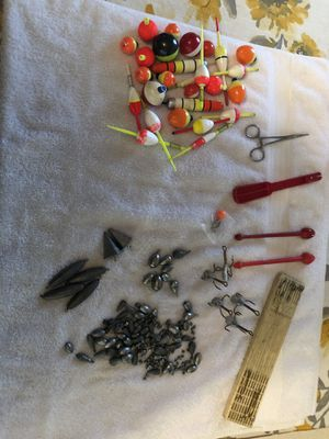 Fishing tackle for Sale in Chicago, IL