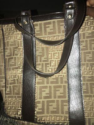 Fendi women's purse for Sale in Germantown, MD