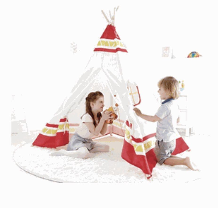 Hape play tent