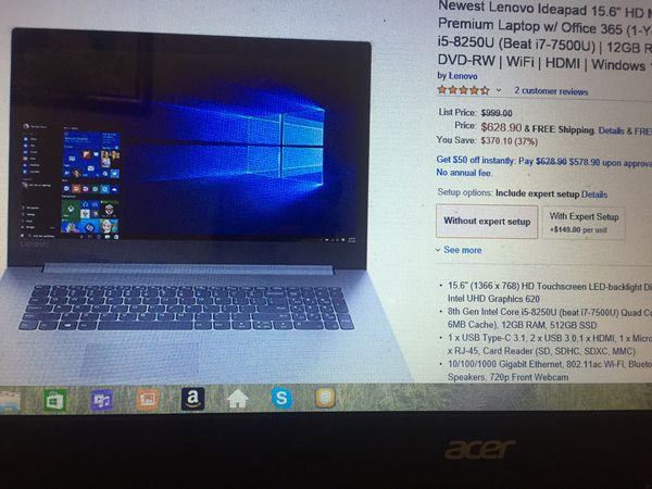 New and Used Lenovo laptop for Sale in Dallas, TX - OfferUp