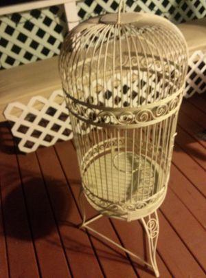 Antique bird cage for Sale in Glen Raven, NC
