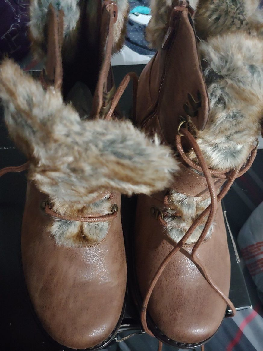 Torrid Boots