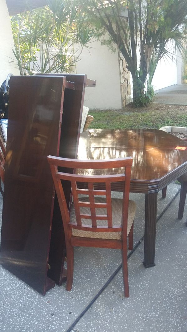 Kitchen Table And Chairs For Sale In Seminole Fl Offerup
