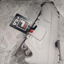 NEW Sneakers Women Size 6.5M Fila Disruptor Thumbnail