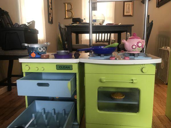 Offerup Kitchen Play Set
