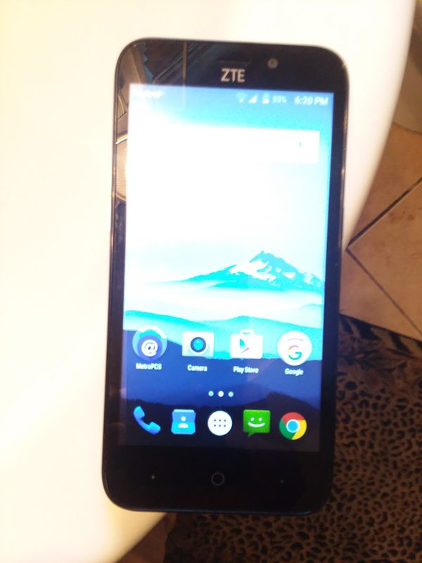Metro pcs android phone ready to use for Sale in Los Angeles, CA - OfferUp