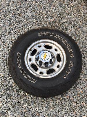 Chevy OEM Rims 350 OBO for Sale in Jetersville, VA