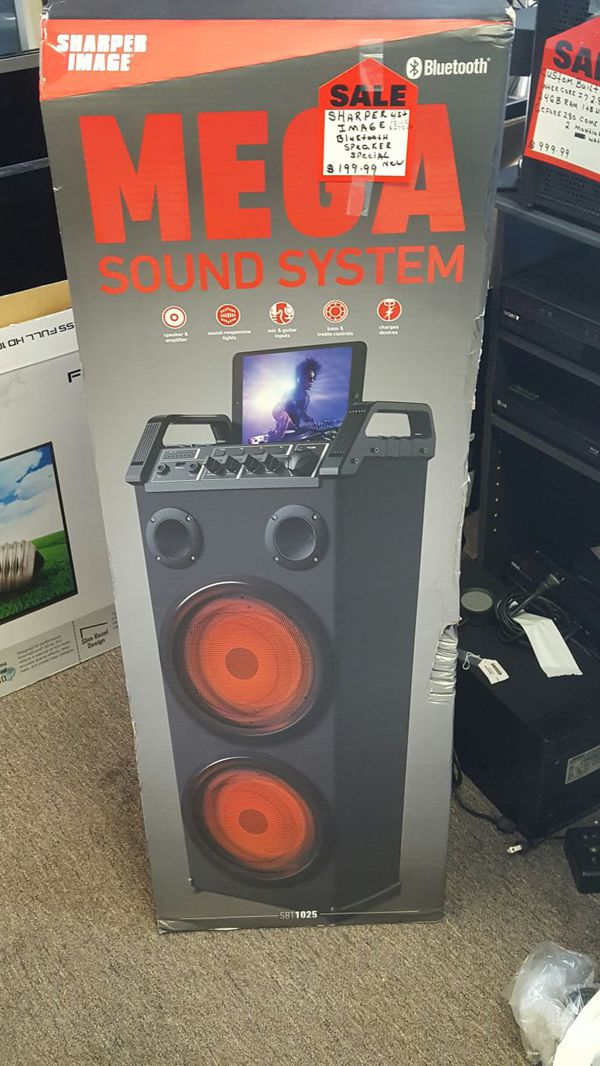 Sharp Image Mega Sound System For Sale In Wayne Nj Offerup