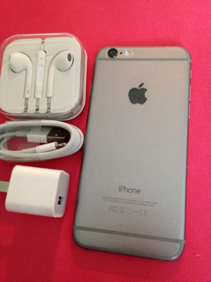 Unlocked iPhone 6,128gb,excellent condition for Sale in Fairfax, VA