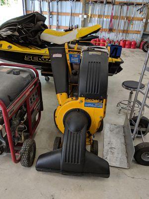 Cub Cadet 9HP Chipper Shredder Vacuum CSV260 for Sale in Bonney Lake, WA