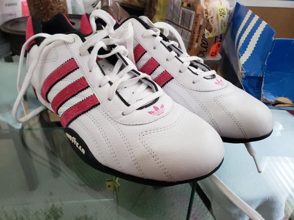 save off 84dd8 25fed (New) Adidas Goodyear Adi racer lows in pink... womens size 10