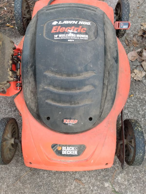 Electric Lawn Mower For Sale In Traverse City Mi Offerup