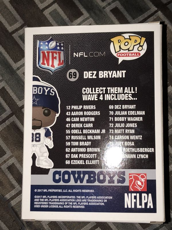 Dez Bryant Pop Funko For Sale In Milpitas Ca Offerup