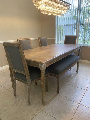 Photo World Market Dining Room Table