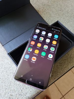 Samsung galaxy S8 plus for Sale in Springfield, VA