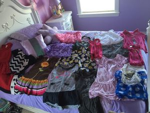 Girl brand name clothes (5-8) for Sale in Henrico, VA